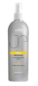 JOANNA Professional Stylizacja, Spray nabłyszczający do włosów delikatny, 150 ml