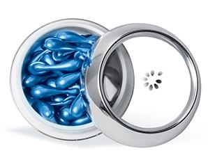 CLARENA Hyaluron 3D Pearls, Perły z kwasem hialuronowym, cera sucha i odwodniona, 30 szt