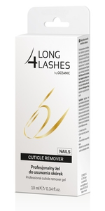 AA Long 4 Lashes Nails, Profesjonalny żel do usuwania skórek, 10 ml
