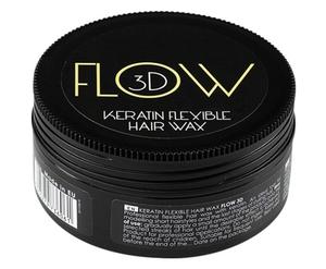 STAPIZ Flow 3D, Keratynowy wosk do stylizacji włosów, 100g