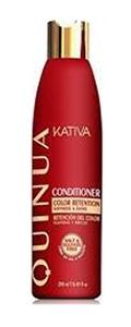 KATIVA QuinuaPro+ Conditioner, Odżywka do włosów farbowanych, 250 ml