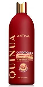 KATIVA QuinuaPro+ Conditioner, Odżywka do włosów farbowanych, 500 ml