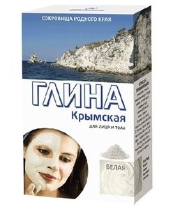 FITOCOSMETICS, Biała glinka krymska oczyszczająca, każda cera, 100g