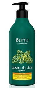 BUNA Melisa, Regenerujący balsam do ciała, każda skóra, 480 ml