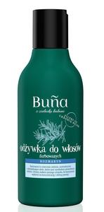 BUNA Rozmaryn, Wzmacniająca odżywka do włosów, włosy farbowane, 180 ml