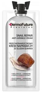 DERMO FUTURE Snail Repair Anti - Wrinkle Cream, Przeciwzmarszczkowy krem naprawczy ze śluzu ślimaka, 12 ml
