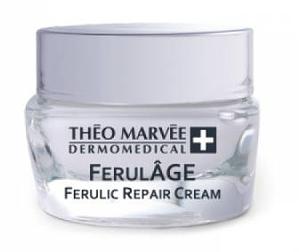 THEO MARVEE Ferulage Ferulic Repair Cream, Naprawczy krem z kwasem ferulowym, każda cera, 50 ml