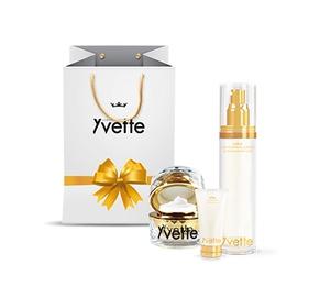 Yvette Set, Świąteczny zestaw luksusowych kosmetyków odmładzających, 1 kpl