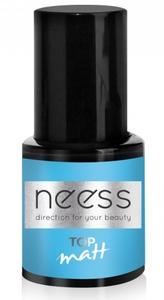 NEESS Top Matt, Hybrydowy lakier nawierzchniowy, 8 ml
