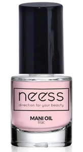 NEESS Mani Oil, Oliwka do paznokci Lilia, 8 ml