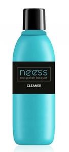 NEESS  Cleaner, Płyn do przemywania i odtłuszczania paznokci,, 500 ml