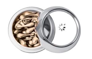 CLARENA Gold Pearls, Perły z koloidalnym złotem, cera dojrzała i szara, 30 szt.