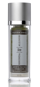RHONDA ALLISON Growth Factor Serum Plus, Wzmocnione serum z EGF, każda cera, 7,5 ml