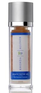 RHONDA ALLISON Growth Factor Gel, Regenerujący żel z peptydem EGF, cera trądzikowa, tłusta i mieszana, 50 ml