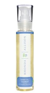 RHONDA ALLISON Citrus Gel Cleanser, Żel myjący z enzymami z owoców cytrusowych, cera sucha, 120 ml