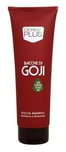 DERMAPLUS Goji, Szampon do włosów z ekstraktem z jagód Goji, każde włosy, 250 ml