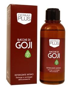 [W] DERMAPLUS Goji, Płyn do higieny intymnej z ekstraktem z jagód Goji, każda skóra, 250 ml