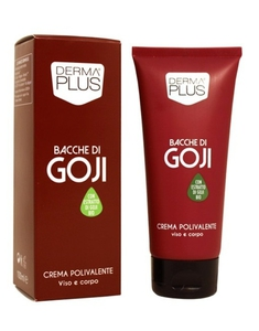 [W] DERMAPLUS Goji, Krem do twarzy i ciała z ekstraktem z jagód Goji, każda skóra, 100 ml