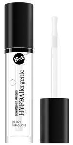 BELL Hypoallergenic Shiny Lip Gloss, Hypoalergiczny błyszczyk do ust nr 01, 6 ml