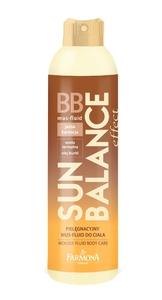 FARMONA Sun Balance, BB pielęgnacyjny mus-fluid do ciała, jasna karnacja, 150 ml