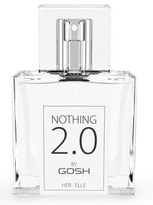 GOSH Nothing 2.0 Her EDT, Damska woda toaletowa, 50 ml