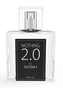 GOSH Nothing 2.0 for Men EDT, Męska woda toaletowa, 100 ml