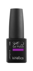 KINETICS Shield Gel Polish, Lakier hybrydowy  Purple Haze 350, 11 ml