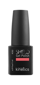 KINETICS Shield Gel Polish, Lakier hybrydowy  First Time Caviar  352, 11 ml
