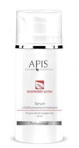 APIS Raspberry Glow, Ultranawilżające serum z liofilozowanymi malinami, każda cera, 100 ml