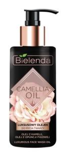 BIELENDA Camelia Oil, Luksusowy olejek do mycia twarzy, cera dojrzała i wrażliwa, 140 ml