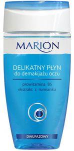 MARION, Delikatny płyn dwufazowy do demakijażu oczu, 150 ml