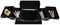 SYIS, Kuferek kosmetyczny S - czarny, 36x26x29, 1 szt