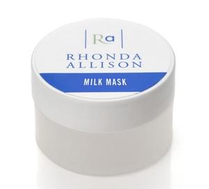RHONDA ALLISON Milk Mask, Maska łagodząca z witaminami i proteinami, cera sucha,  ml