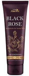JOANNA Botanicals for Home SPA Black Rose, Regenerujący krem do rąk z ekstraktem z czarnej róży, każda skóra, 75g