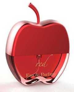 FLOR DE MAYO Mini Eau de Parfum, Damska woda perfumowana Red Apple, zapach kwiatowo - owocowy, 20 ml