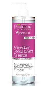BIELENDA Professional Essence of Azja, Antyoksydacyjna esencja tonizująca do twarzy, 500 ml