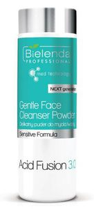 BIELENDA Professional Acid Fusion 3.0, Delikatny puder do mycia twarzy, 100g