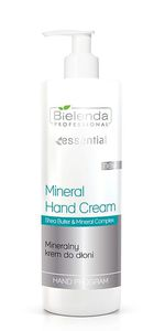 BIELENDA Professional, Mineralny krem do dłoni, 500 ml