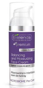 BIELENDA Professional Microbiome Pro Care, Równoważąco ‑ nawilżający krem do twarzy, 50 ml