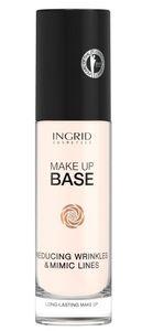 INGRID Make Up Base, Baza pod makijaż wypełniacz zmarszczek, każda cera, 30 ml