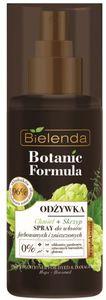 BIELENDA Botanic Formula Chmiel + Skrzyp, Odżywka w sprayu do włosów zniszczonych i farbowanych, 150 ml