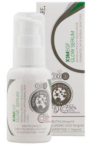 CLINICCARE EGF Extra Glow Serum, Rozjaśniające serum usuwające przebarwienia, każda cera, 50 ml