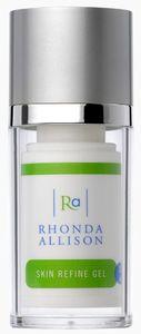 RHONDA ALLISON Skin Refine Gel, Regenerujący żel przeciwtrądzikowy, cera tłusta, mieszana, trądzikowa, 15 ml