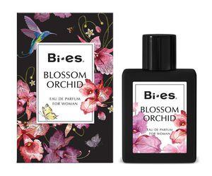 BI-ES Blossom Orchid EDP, Damska woda perfumowana, linia orientalno-kwiatowa, 100 ml