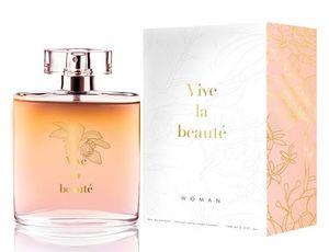 VITTORIO BELLUCCI Vive La Beaute EDP, Damska woda perfumowana, linia kwiatowo-drzewna, 100 ml