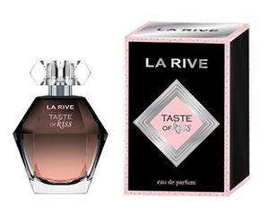 LA RIVE Taste of Kiss EDP, Damska woda perfumowana, linia owocowo-kwiatowa, 100 ml