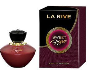 LA RIVE Sweet Hope EDP, Damska woda perfumowana, linia owocowo-kwiatowa, 90 ml