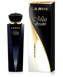 LA RIVE Miss Dream EDP, Damska woda perfumowana, linia owocowo-kwiatowa, 100 ml