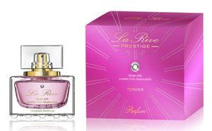LA RIVE Prestige Parfum SWAROVSKI®, Perfumy damskie Tender, linia owocowo-kwiatowa, 75 ml