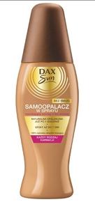 DAX Sun, Samoopalacz do twarzy i ciała w sprayu, każda karnacja, 150 ml